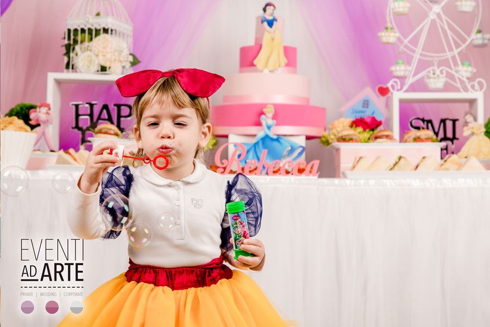compleanno bambini buffet