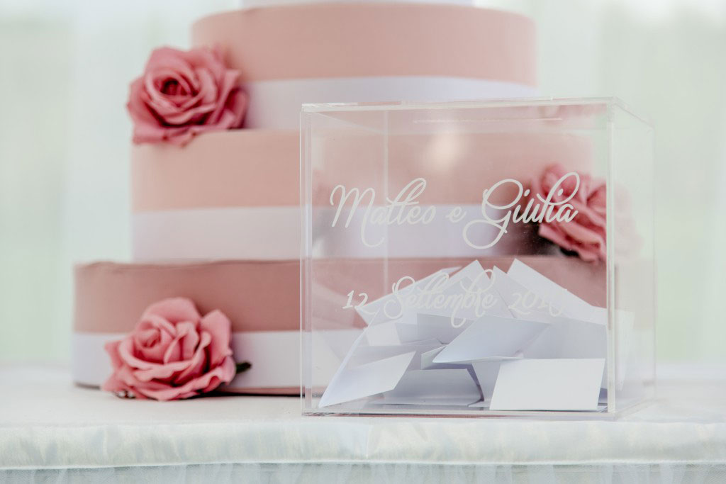 The Wedding Corner - Il Guestbook