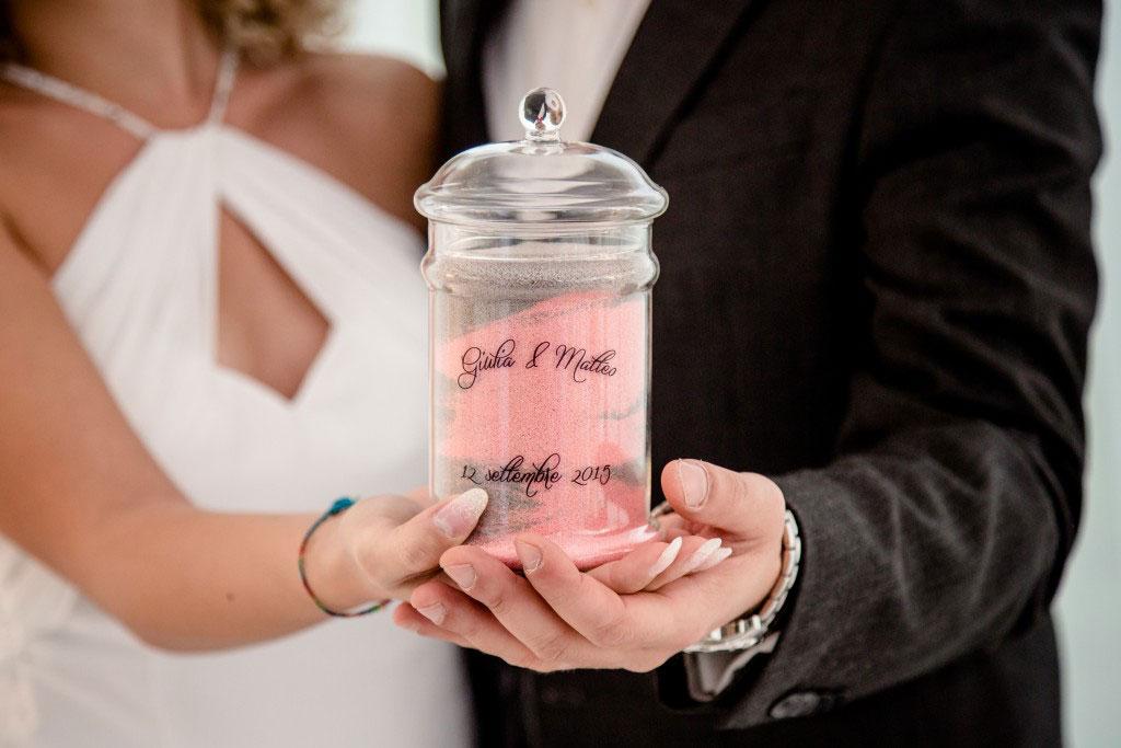 The Wedding Corner - Il rito della Sabbia