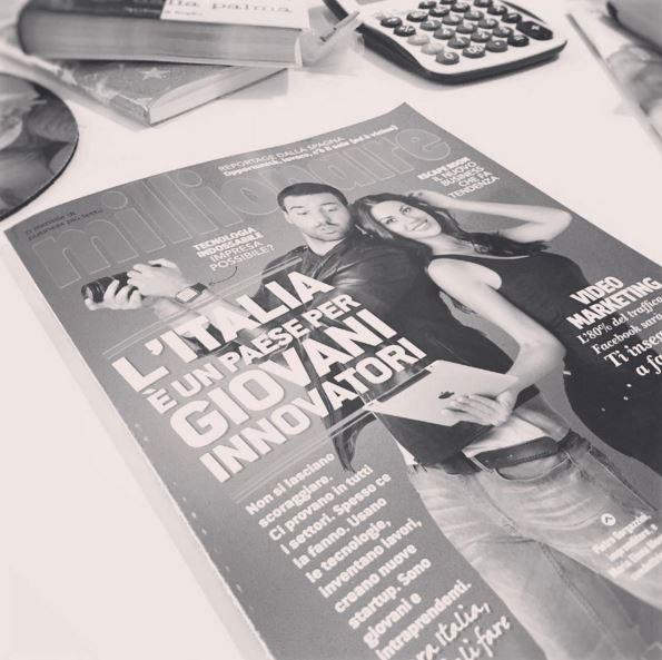 the milionaire rivista mensile