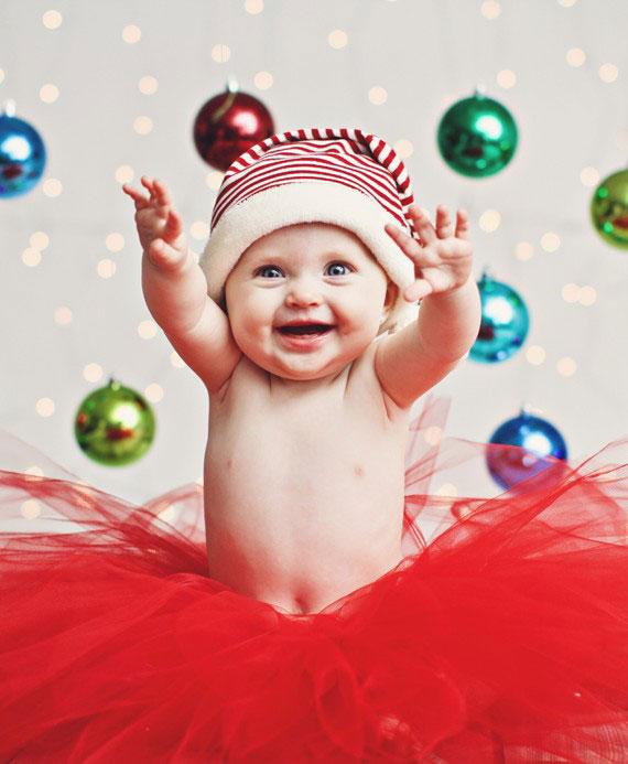 Nascita bambini e Natale a tema