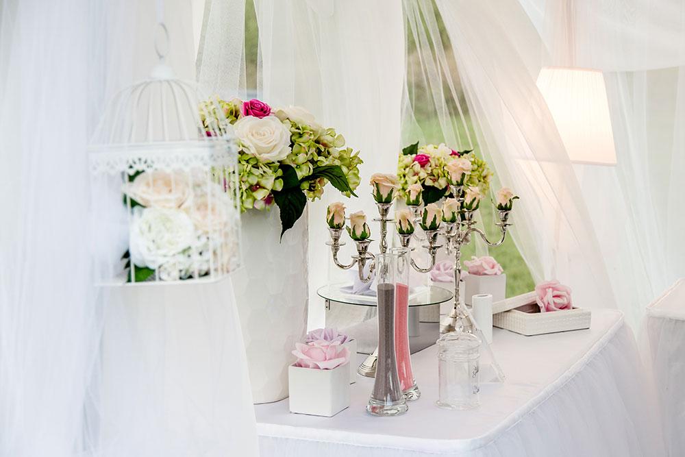 The Wedding Corner Rito della Sabbia