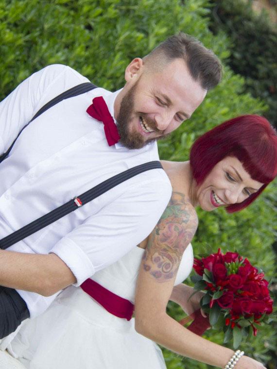 sposi tatuaggi