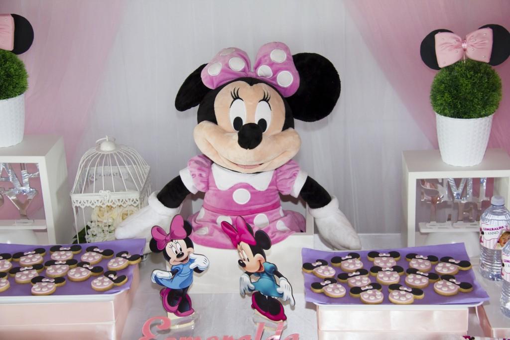 Un Primo Compleanno A Tema Minnie Eventi Ad Arte