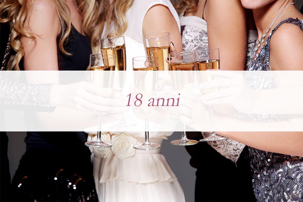 festa dei diciotto anni