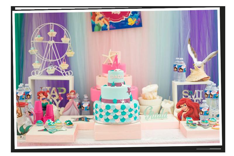 scenografia a noleggio compleanno bimbi