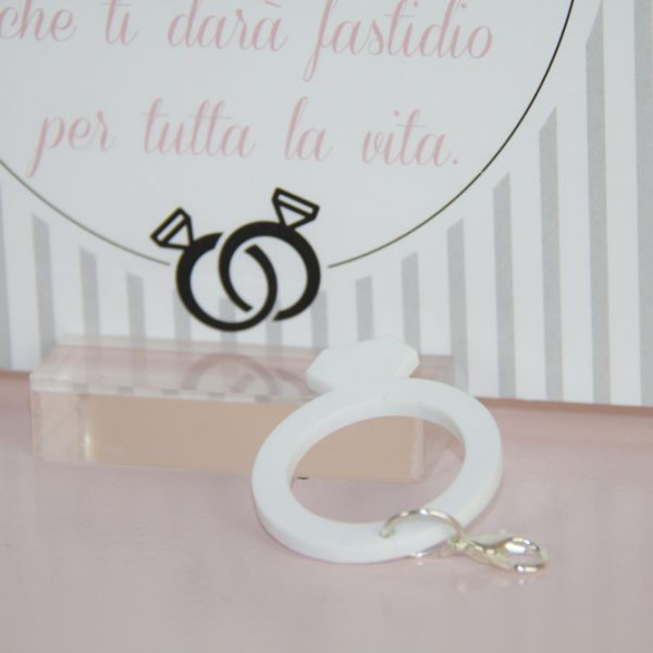Idea Regalo per Addio al Nubilato diamond