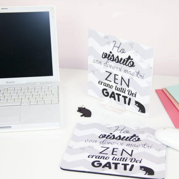 gatto-kit-regalo-completo-mouse-pad-personalizzabile