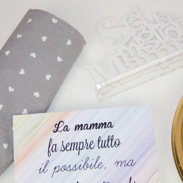 spesso Kit Buon Compleanno Mamma | La Boutique di Eventi ad Arte ZB74