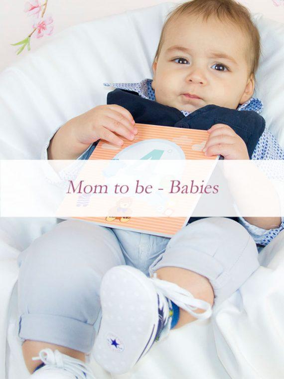 Kit e Idee regalo per future mamme e bimbi