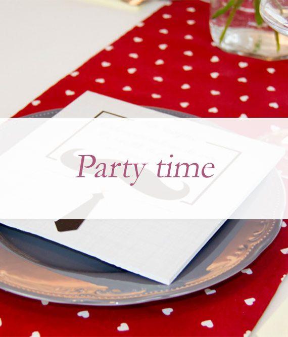 Kit e idee regalo per Party e Feste