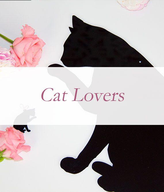 Kit e idee regalo per amanti dei gatti