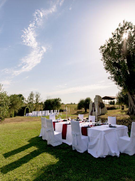 Una location magica per un Matrimonio Rustico perfetto