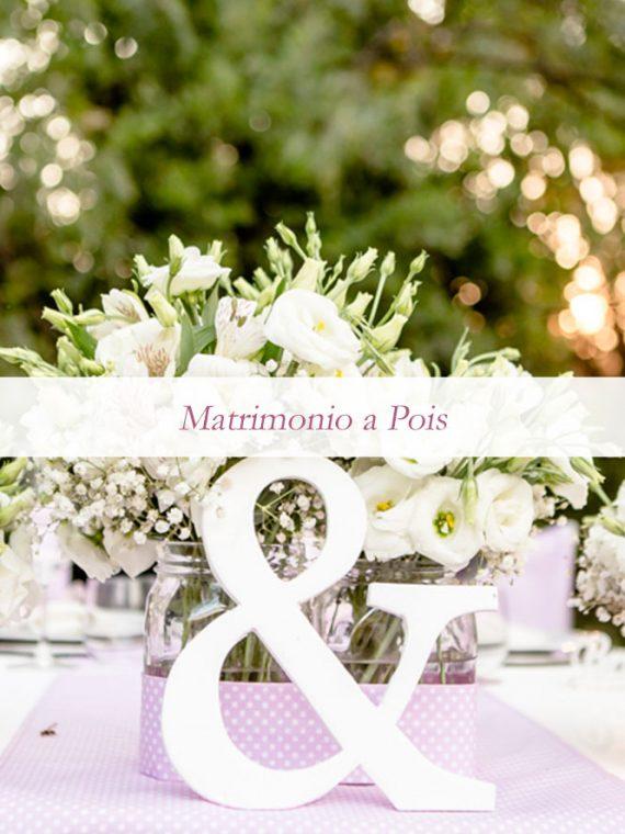 Matrimonio a Pois