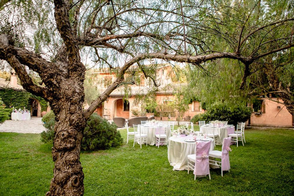 Location per eventi Villa San Nicola Roma
