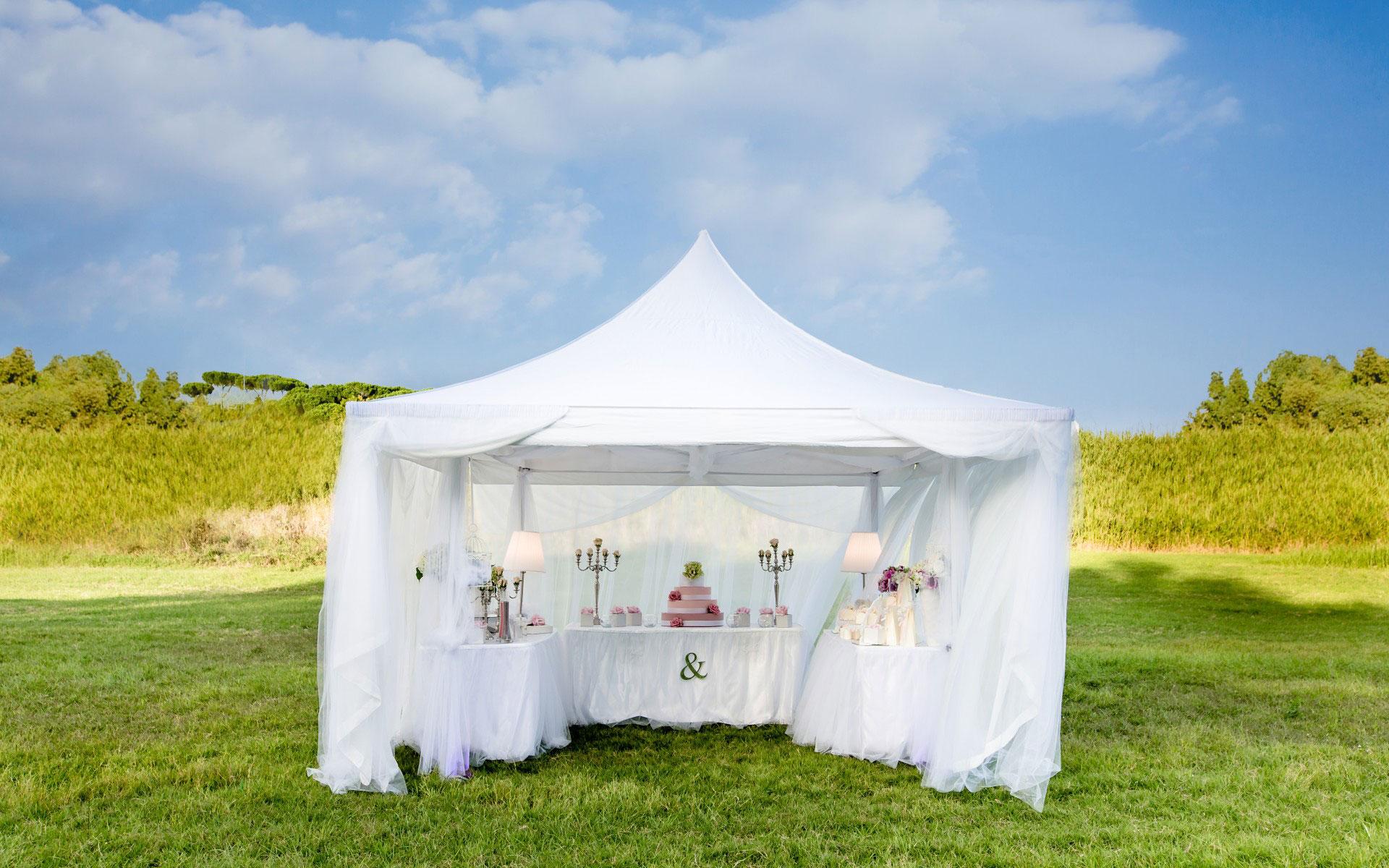 The Wedding Corner Visione intera