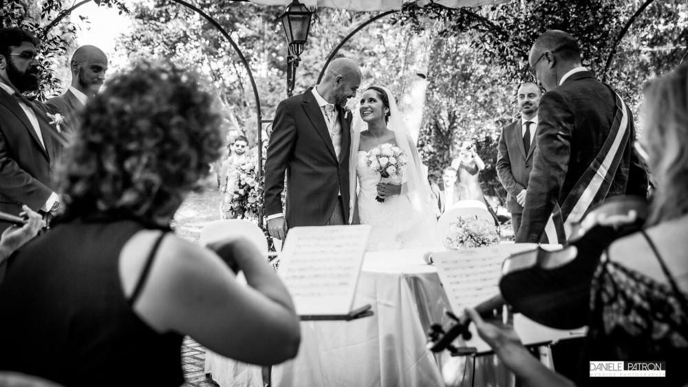 sposi grigio matrimonio