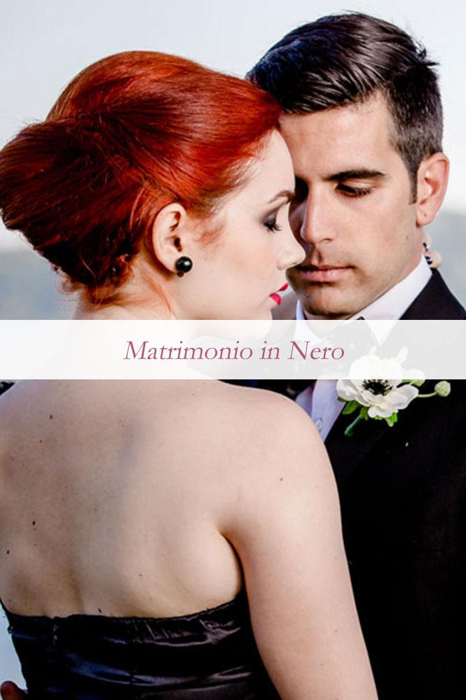 Matrimonio in Nero