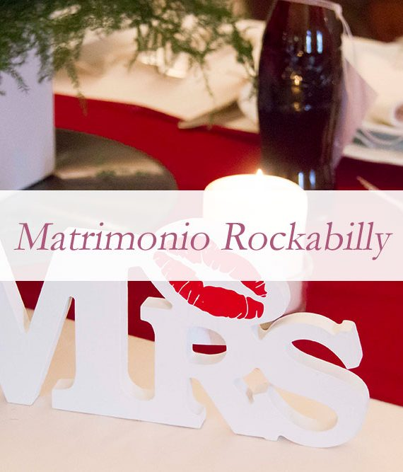 Matrimonio Rockabilly