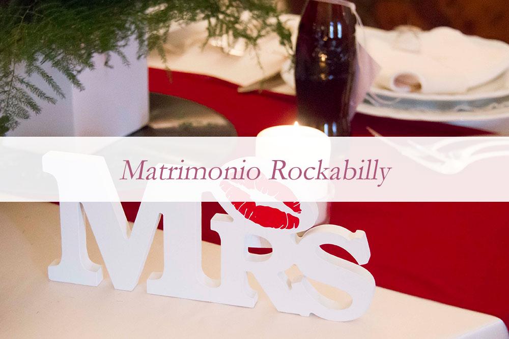 Matrimonio Rockabilly