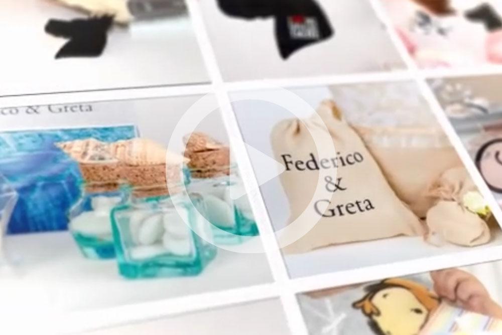 video organizzazione eventi Wedding Designer