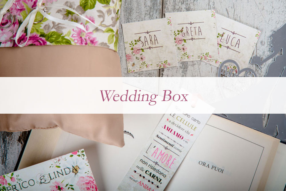 cos'è wedding box