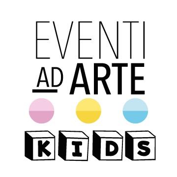 logo eventi ad arte kids